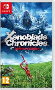 Xenoblade Chronicles : Définitive Edition sur Nintendo Switch