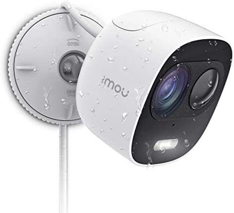 Caméra Surveillance WiFi Exterieur Imou Looc - 1080P (Vendeur Tiers)