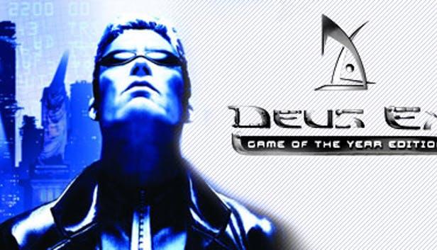 Jeu Deus Ex : Game of the Year Edition sur PC (Dématérialisé)