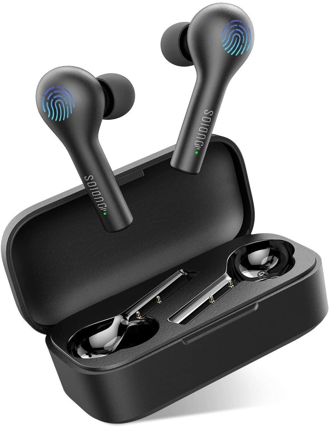 Écouteurs sans Fil Dudios Tic - Bluetooth (Via coupon - Vendeur tiers)
