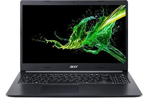 """PC Portable 15.6"""" Acer Aspire A515-55-779S - i7-1065G7, 16 Go de RAM, 512 Go SSD, Windows 10"""