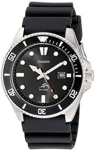 Montre Casio Duro Marlin MDV106-1A - Noir (Vendeur tiers - Frais de douane inclus)