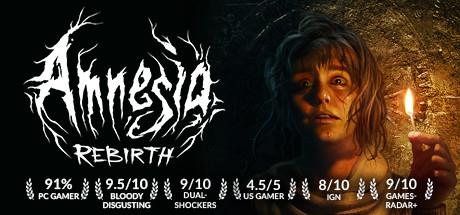 Amnesia: Rebirth sur PC (Dématérialisé)