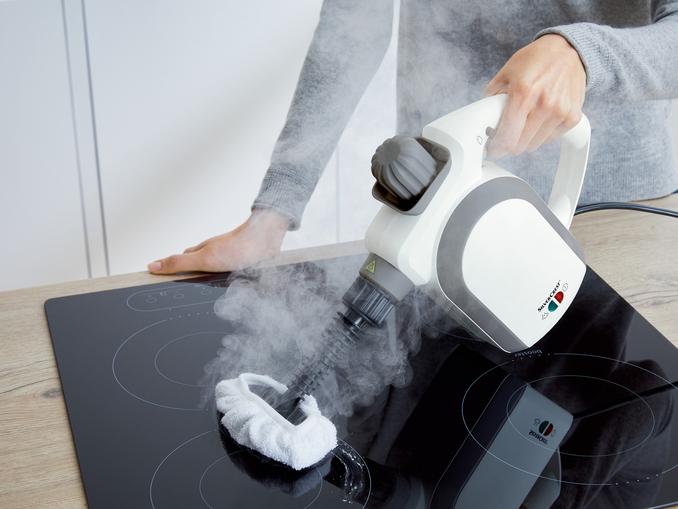 Nettoyeur à vapeur à main Silvercrest - 1100 W