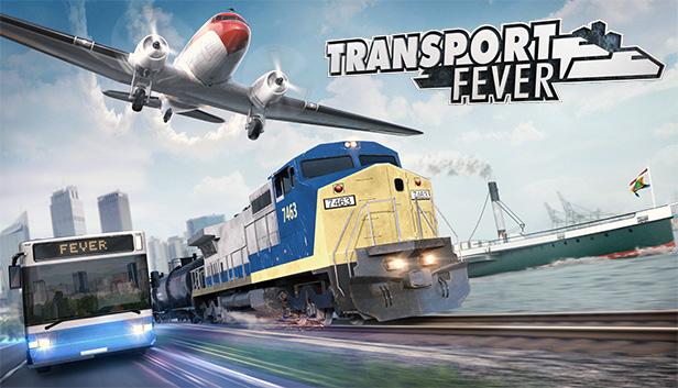 Transport Fever sur PC (dématérialisé)