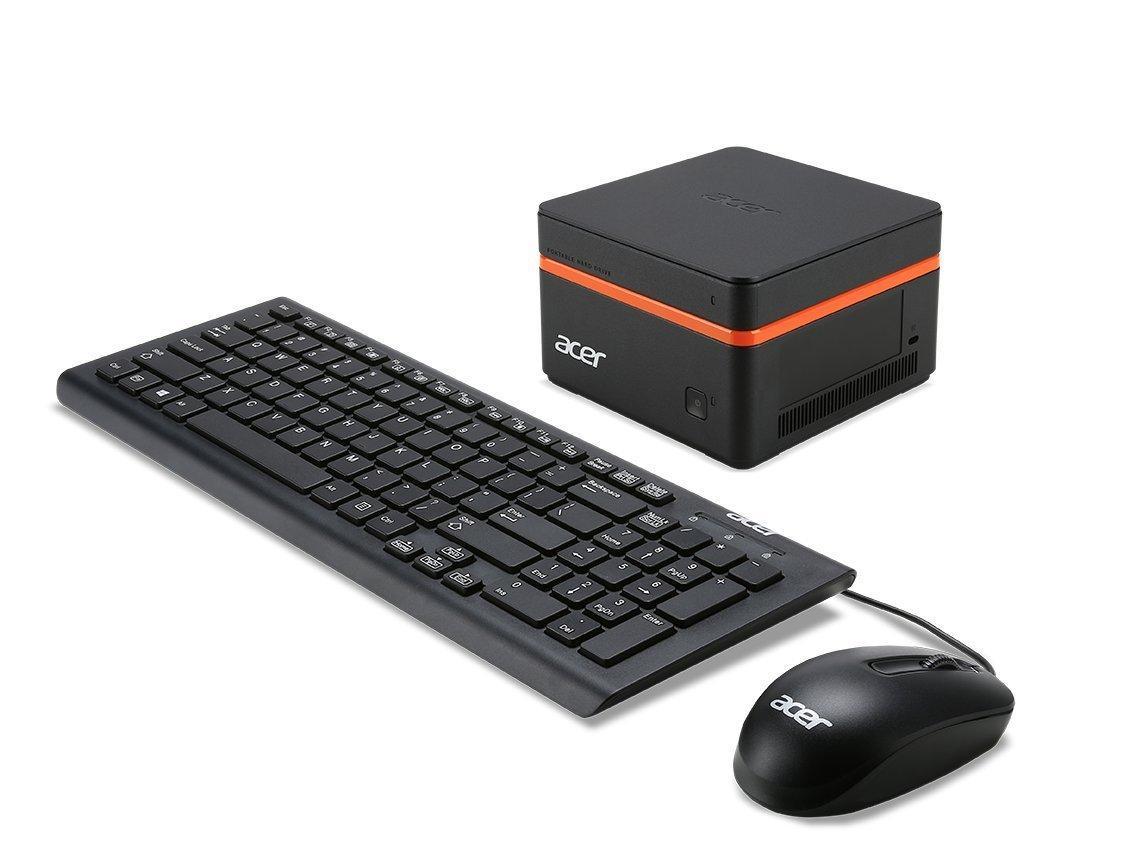 Unité Centrale Modulable Acer Revo Build M1-601 (Intel Pentium, 4 Go de RAM, Disque Dur 1 To, Windows 10)