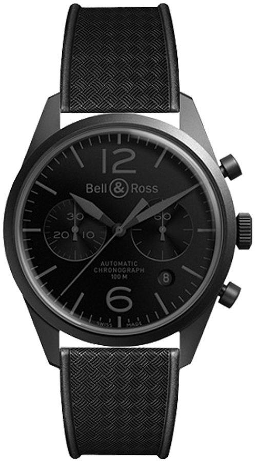 Montre Bell & Ross BRV126-PHANTOM pour Homme (Frais d'importation inclus - authenticwatches.com)