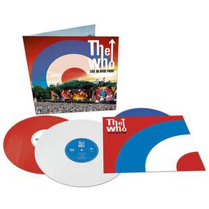 Vinyle The Who : Live in Hyde Park