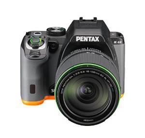 "Appareil photo reflex numérique Pentax K-S2 3"" - 20 Mpix Wi-Fi HDMI USB + Objectif 18-135 mm WR"