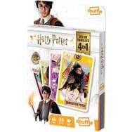 Jeu de famille Harry Potter (Auchan)