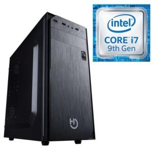 Tour PC Fixe PPO Office Pro - i7-9700, 16 Go RAM, 512 Go SSD