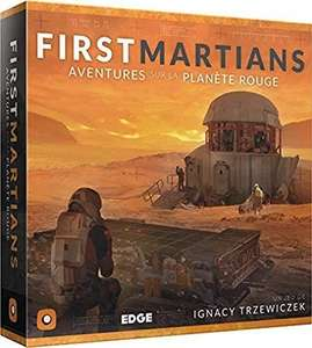 Jeu de société First Martians (via coupon)