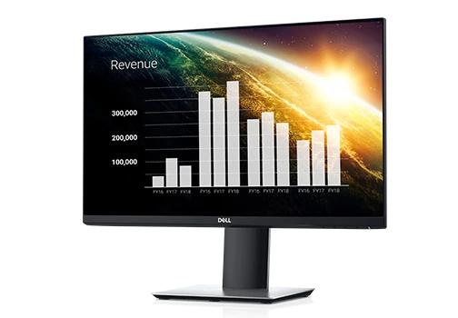"""Ecran PC 23"""" Dell P2319H Black - FHD, IPS, 60Hz, 5ms, Modulable (Etudiants : 161,54€)"""