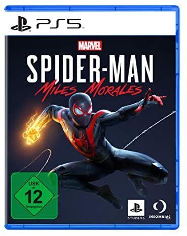 Marvel's Spider-Man: Miles Morales Sur PS5 (Reconditionné - Excellent état)