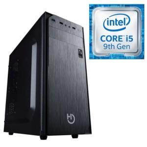 Tour PC Fixe PPO Advanced - i5-9400, 16 Go de RAM, 512 Go SSD