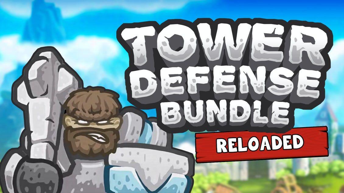 Tower Defense Bundle Reloaded - 3 jeux + 2 DLC sur PC (Dématérialisé - Steam)