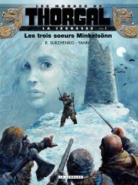 Sélection de bandes dessinées Les Mondes de Thorgal à 2.99€ (Dématérialisé)