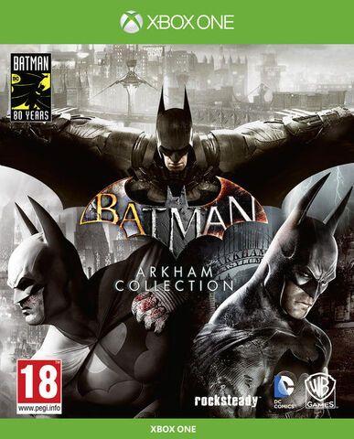 Batman Arkham Collection sur Xbox One (vendeur tiers)