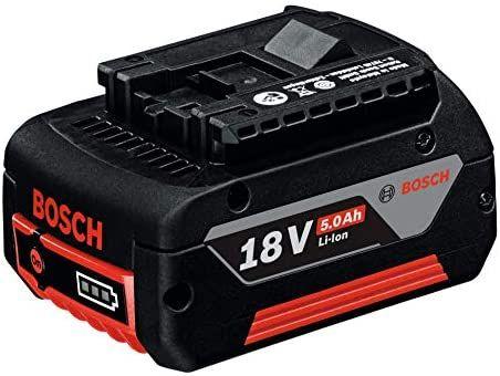 Batterie Bosch Pro 1600A002U5- 18V, 5.0Ah, Li-Ion