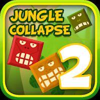 Jeu de casse-tête Jungle Collapse 2 PRO gratuit sur Android