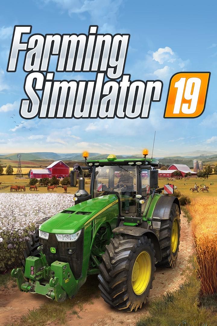 Faming Simulator 19 sur PC (Dématérialisé - Steam)