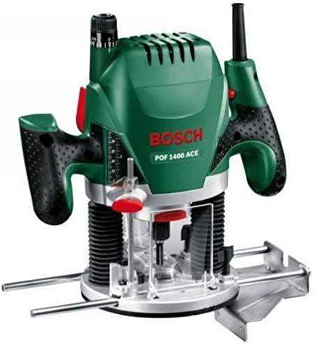 Défonceuse Bosch POF 1400 ACE + set d'accessoires