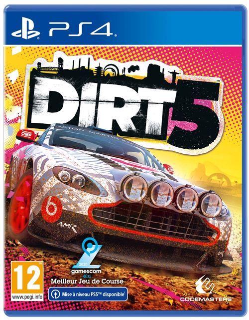 Dirt 5 sur Xbox One ou PS4/PS5