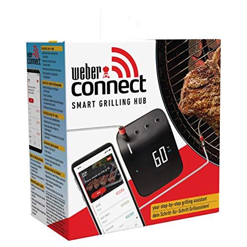 Thermomètre connecté Weber Connect Smart Grilling Hub (vendeur tiers)
