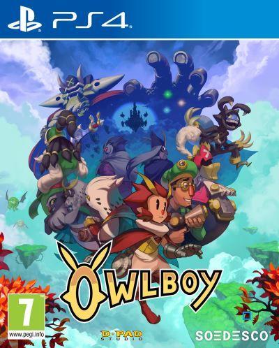 Owlboy sur PS4