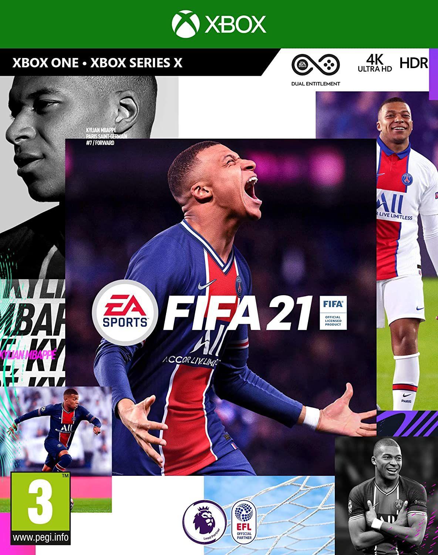 FIFA 21 sur Xbox One & Series S/X
