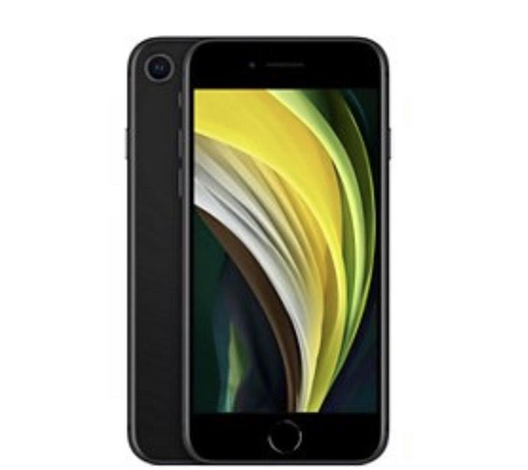 "Smartphone 4.7"" iPhone SE 2020 - 64 Go"