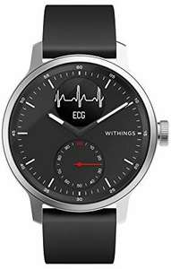 Montre connectée Withings ScanWatch - 42 mm, noir