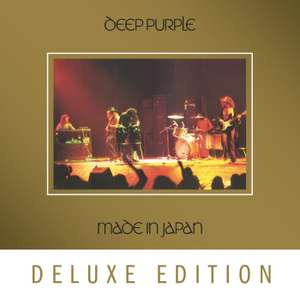 Coffret CD + DVD + 45t : Deep Purple Made in Japan - Edition Super Deluxe