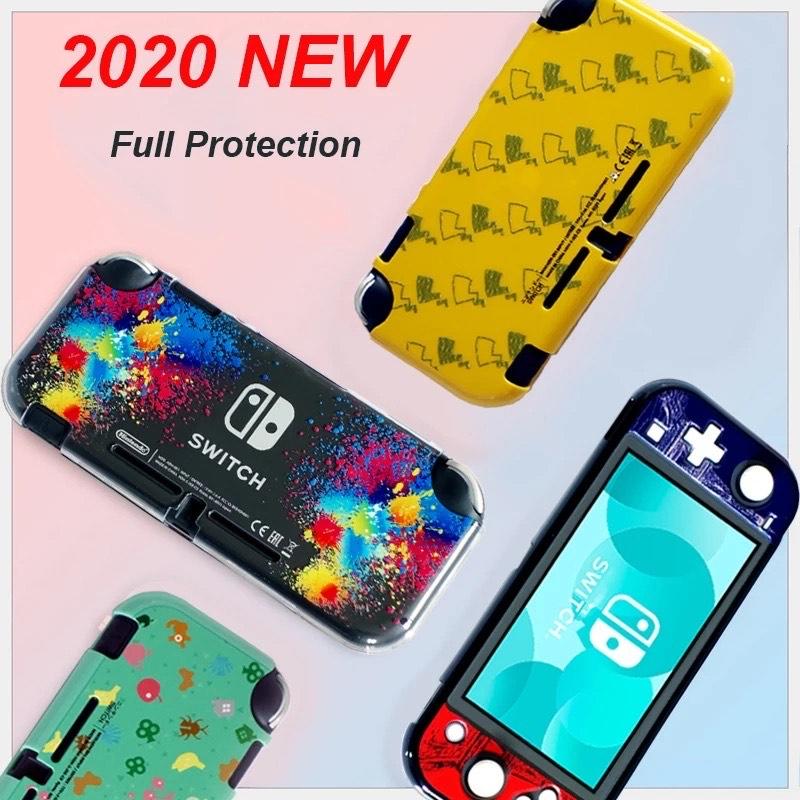 Coque de protection pour Nintendo Switch Lite (plusieurs modèles)