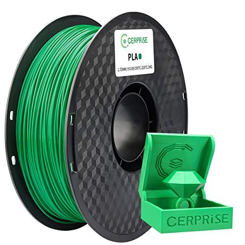 Filament PLA Cerprise - 1,75 mm, 1 kg, Plusieurs coloris (vendeur tiers)