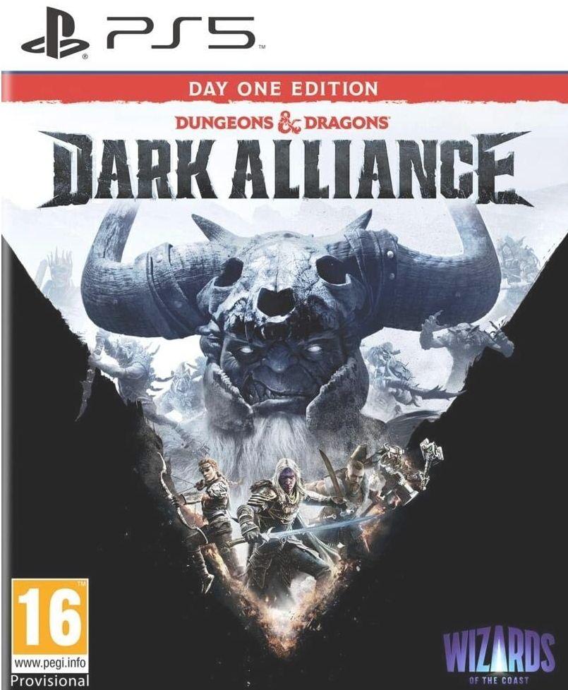 [Précommande] Donjons & Dragons : Dark Alliance Édition Steelbook sur PS5