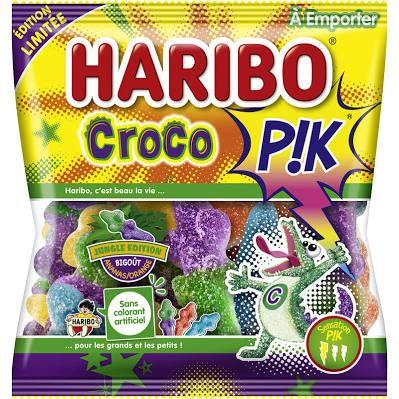 Distribution gratuite de paquets de bonbons Haribo (Dragibus, Haribo Pik, Happy'Life) - Cinéma Vertigo Graulhet (81)
