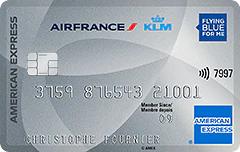 Carte American Express AirFrance Klm offerte pendant 1 an + 6 000 miles offerts + Bon d'achat de 50€ à valoir chez Airfrance KLM