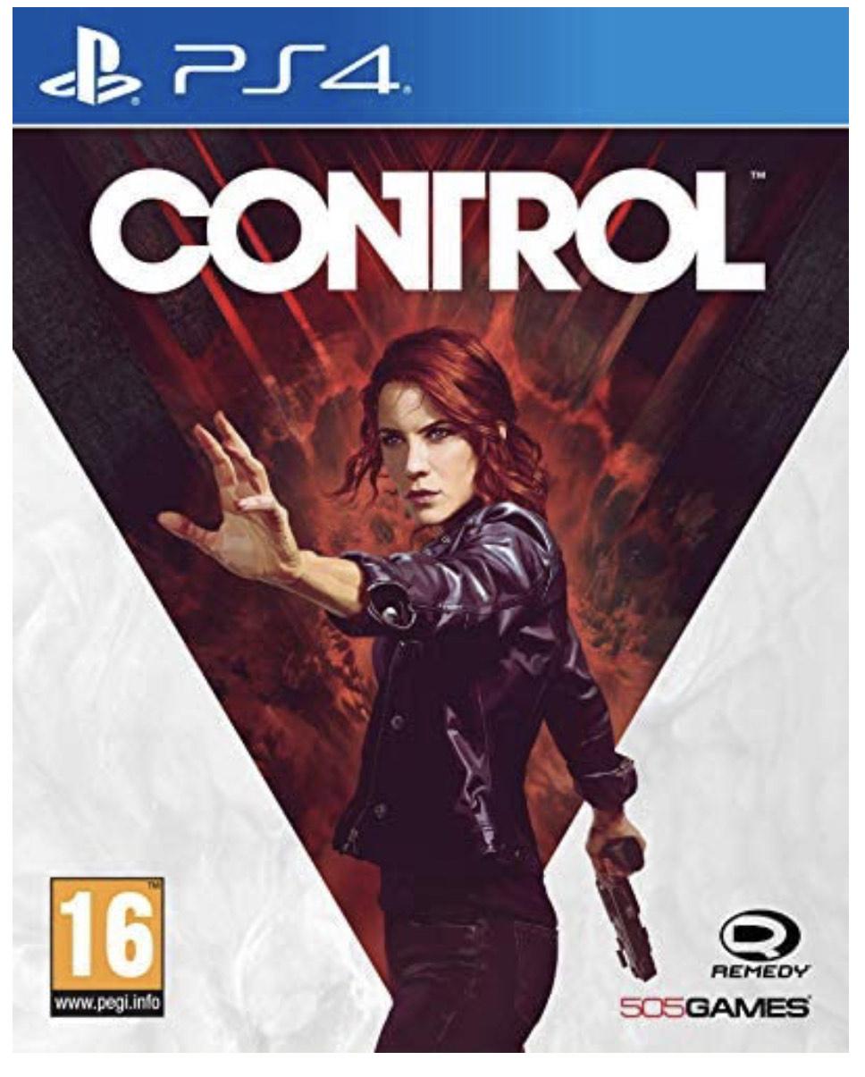 Control sur PS4 et Xbox One/Series