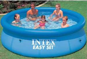 Piscine autoportante Intex Easy Set - Ø305 X H76 cm (Magasins participants)