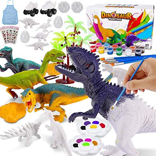 Kit de peinture créatif Enfants Dinosaures (vendeur tiers)
