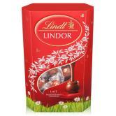 Sélection de chocolat en promotion - Ex : Cornet Lindor Lait Edition de Pâques - 337g