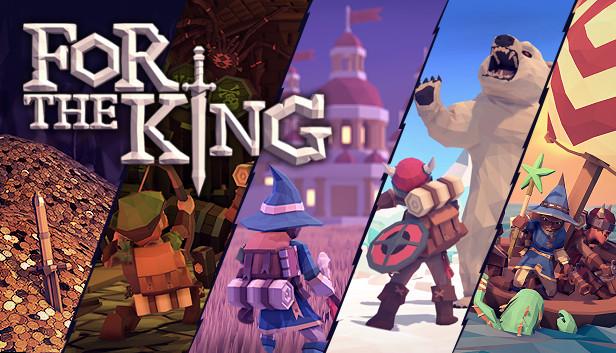 Jeu For The King sur PC (Dématérialisé)