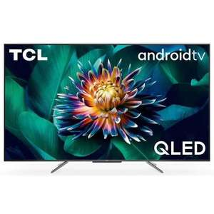 """TV 65"""" TCL 65AC710 - QLED, 4K UHD, HDR 10+, Dolby Vision & Atmos, Android TV (Via ODR de 100€)"""