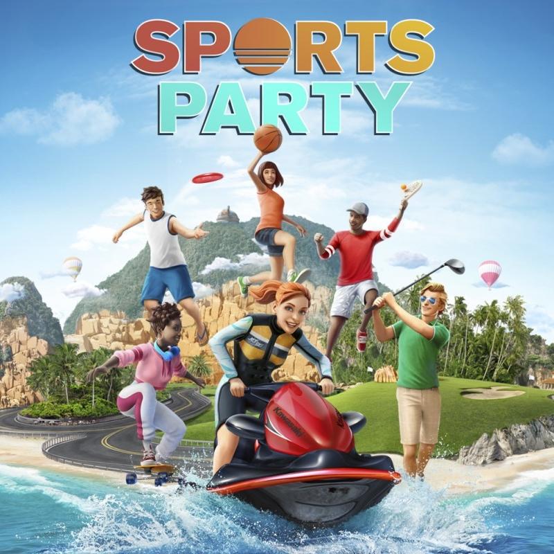 Sports Party sur Nintendo Switch (Dématérialisé)