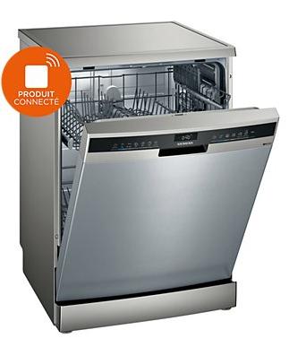 Lave vaisselle Siemens SN23HI42TE IQ300 - moteur à induction, 44 dB, E (via ODR 50€)