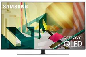 "TV QLED 75 "" Samsung QE75Q77T (2020) - 4K UHD, Smart TV"
