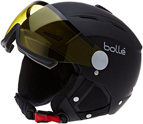 Casque de ski Bolle Backline Visor - Taille: 56-58 cm (Frais de port et de douane inclus)