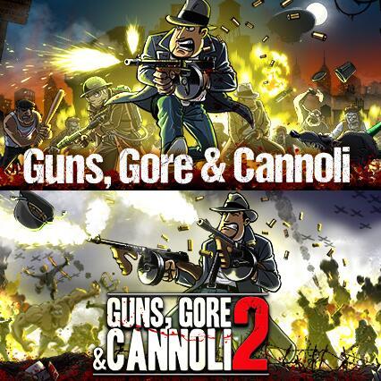 Guns, Gore & Cannoli 1 & 2 sur PC (Dématérialisés - Steam)