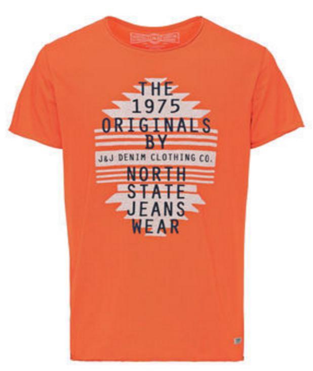 Jusqu'à 50% de réduction sur une sélection de vêtements - Ex : Tshirt Homme